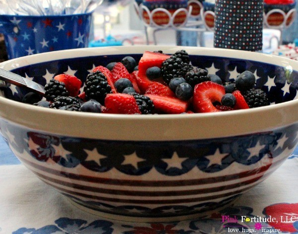 4th of July Patriotic Party