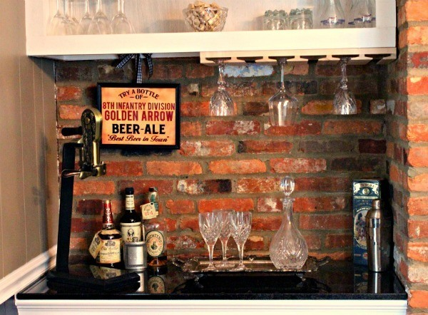 Bar Reveal Combines Colonial, Vintage, and Modern by coconutheadsurvivalguide.com