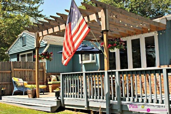 Veranda Deck Transformation by coconutheadsurvivalguide.com