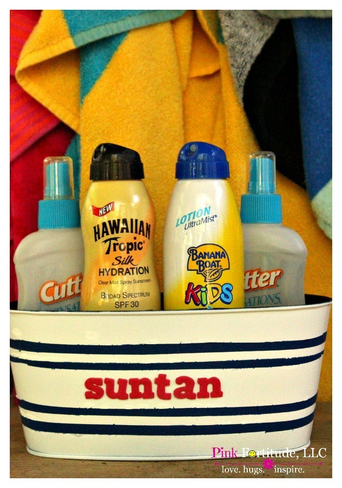 how to make suntan oil