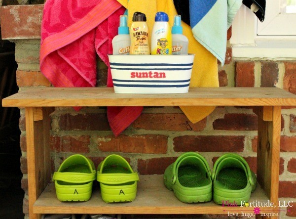 Suntan Lotion and Bug Spray Container Upcycle DIY by coconutheadsurvivalguide.com