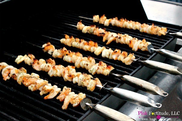 Shrimp on the Barbie recipe by coconutheadsurvivalguide.com