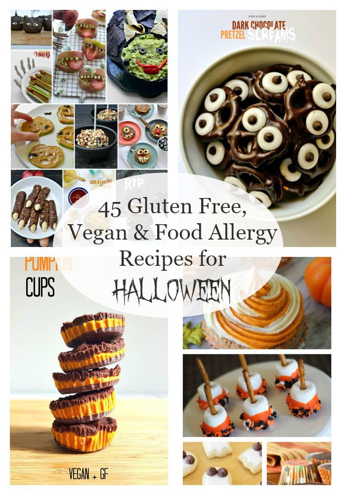 45 gluten free vegan food allergy recipes for halloween pink its the one night a year that makes mammas unite in fear not forumfinder Image collections