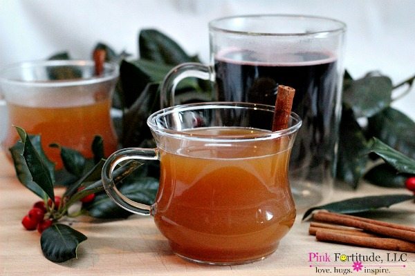 Traditional English Wassail – Hot Mulled Cider