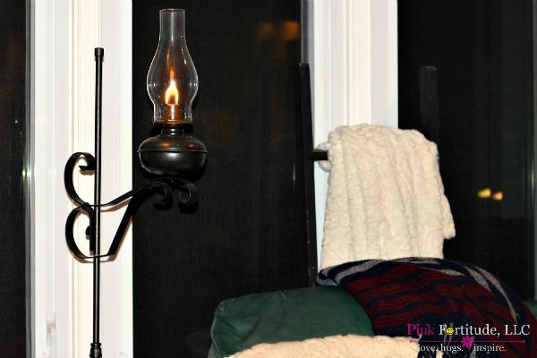 oil lamp 7