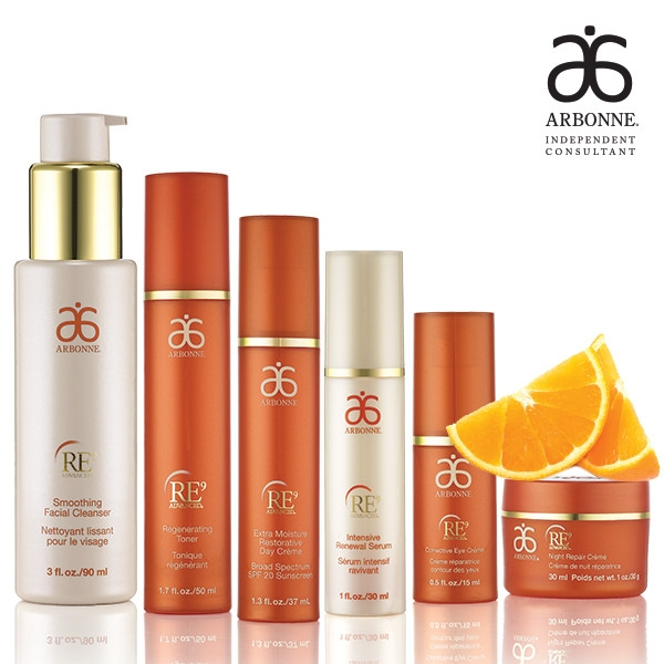Arbonne All-Natural Skincare