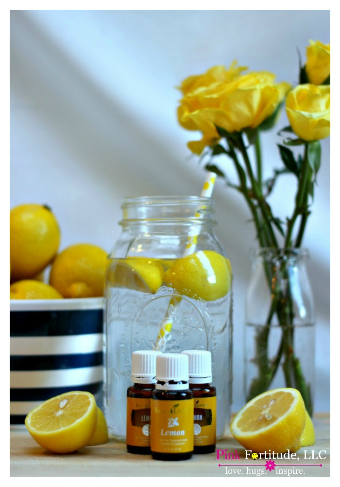 There is so much perfection in a lemon. It's flavor, it's color, and lots of health benefits including helping with indigestion, skin care, sore throats, respiratory issues, along with it's antioxidant and cancer-fighting properties. I love using lemon essential oils in a myriad of ways around the home. Here are 25+ simple uses for lemon essential oil. What would you add?