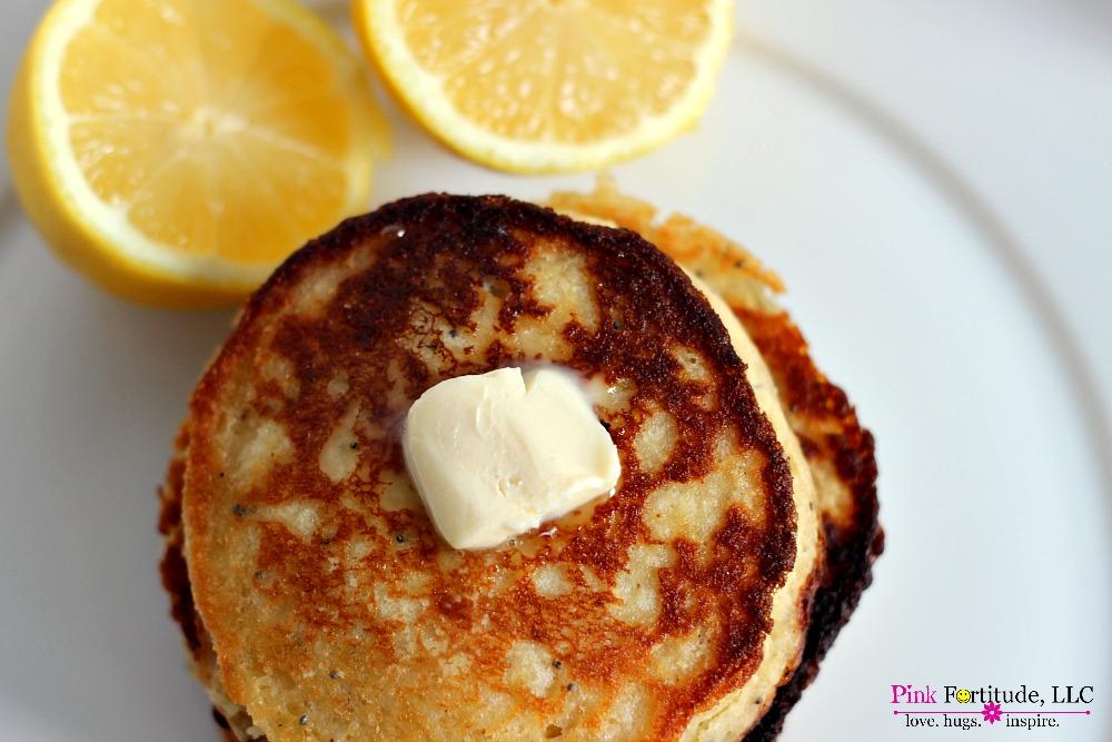 lemon pancake 1