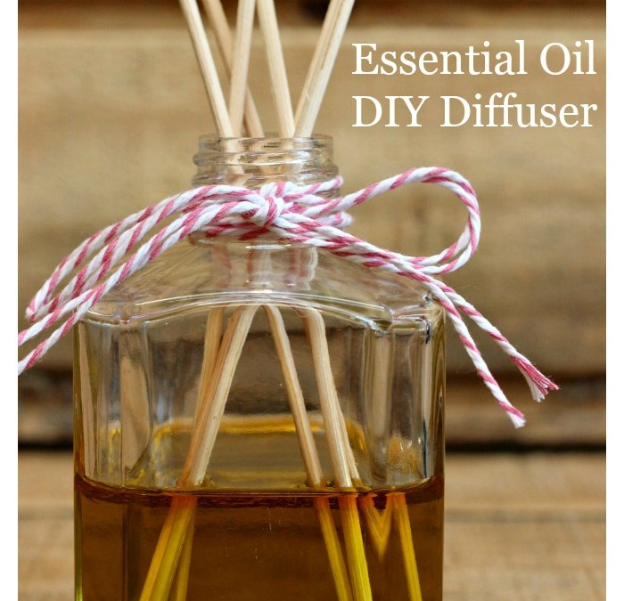 How to Make an Essential Oil Diffuser