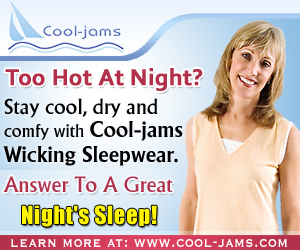 Cool Jams Sleepware