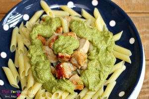 Grilled Chicken and Artichoke Pesto – Paleo Friendly and Dairy Free