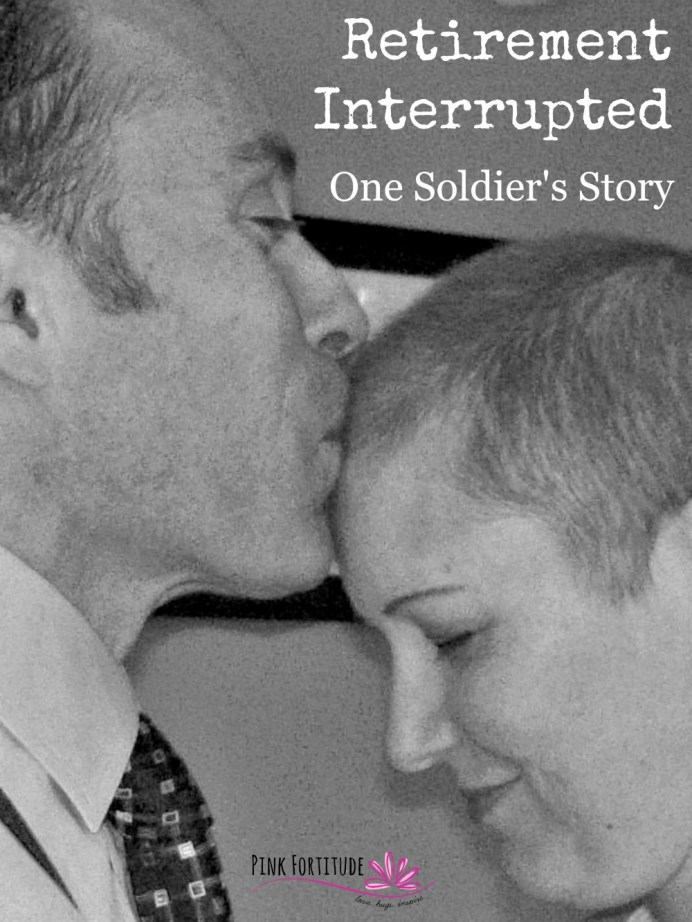 This soldier was ready to begin a new chapter in his life. He was retiring from the Army after over 20 years of service, starting a new career, and getting married to the love of his life. Then tragedy struck. But it didn't end there.