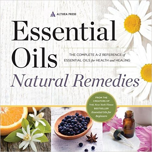 Essential Oils Natural Remedies