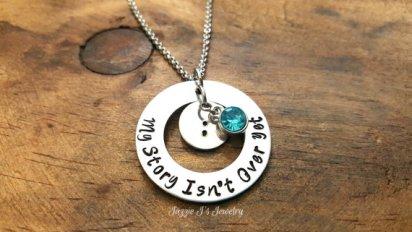 suicide necklace
