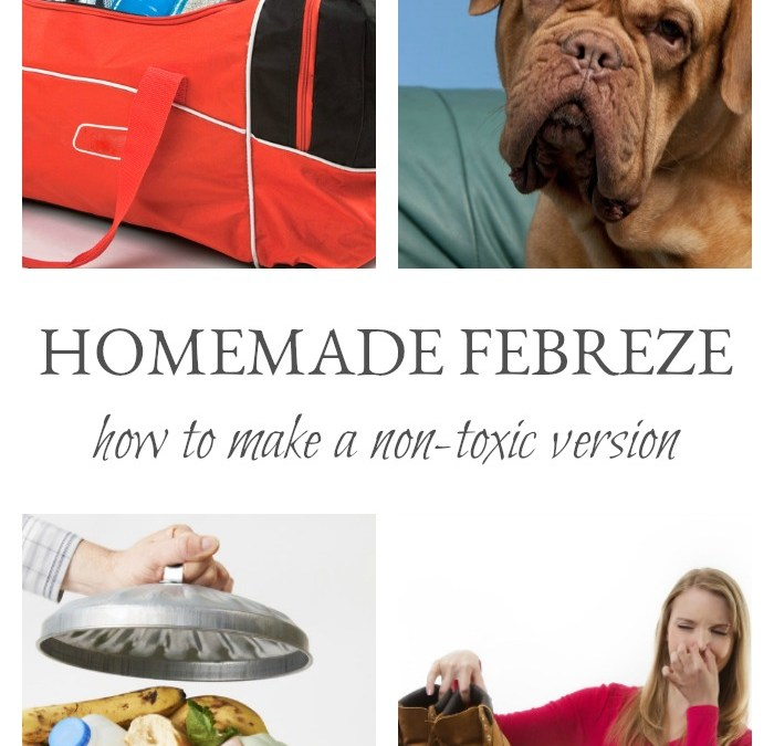 Homemade Febreze – How to Make a Non-Toxic Version