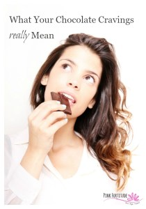 What Your Chocolate Cravings REALLY Mean