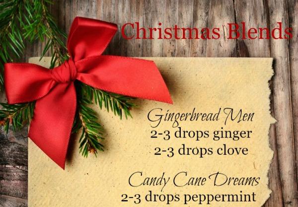 5 Christmas Diffuser Blends to Bring Holiday Cheer