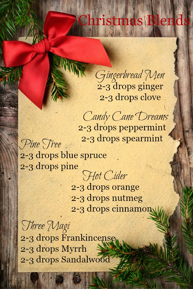 pine trees gingerbread men what are your favorite christmas scents