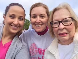 Walk to Bust Breast Cancer