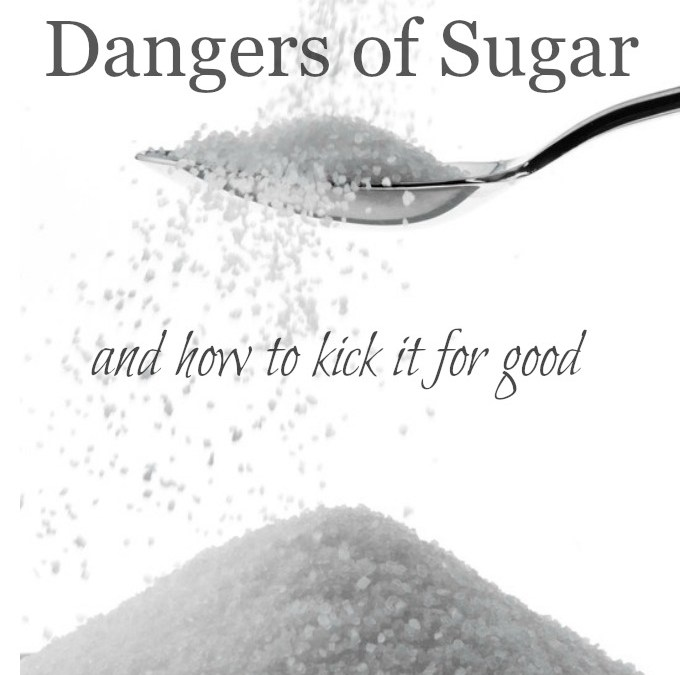 The Hidden Dangers of Sugar (and How to Kick it for Good)