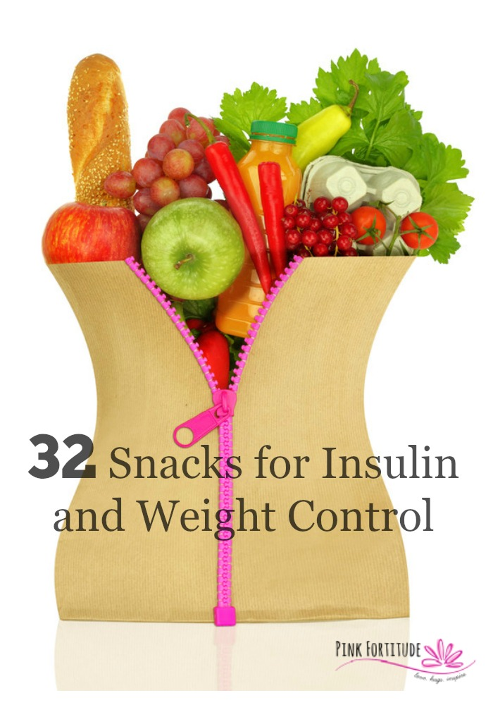 """We live in a society where we are always on the go. Reaching for """"healthy"""" snacks may not always be the best option when they are packaged and processed. Oftentimes, they contain hidden sugars and unhealthy fats such as vegetable oils. That's why we've compiled 32 great """"whole food"""" snack ideas for someone with diabetes, or anyone who wants to eat healthy and improve their snack options!"""