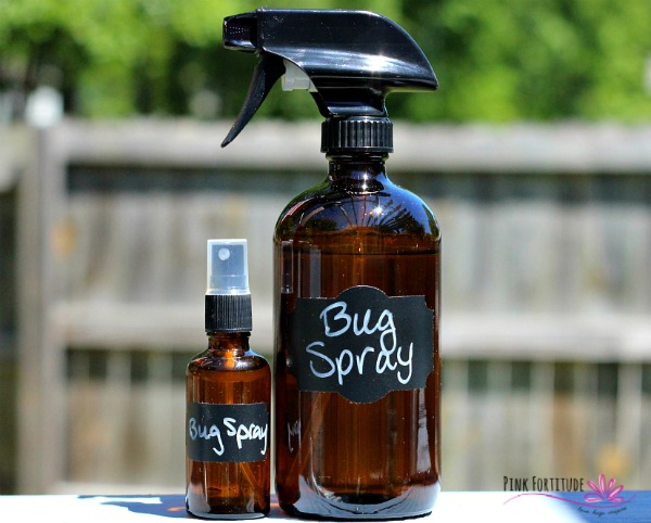 DIY Mosquito and Bug Spray