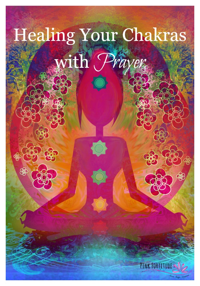 I have a gut feeling this is going to become controversial, but I still wanted to share with you how I've been using prayer and affirmations over my chakras to find healing and happiness. And give you a free printable! Read on to find out how and let me know your thoughts...