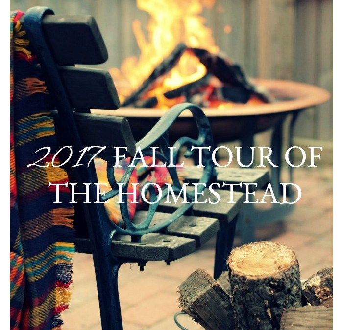 2017 Fall Tour of the Homestead