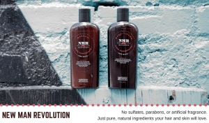Men's Bath Products Giveaway – New Man Revolution