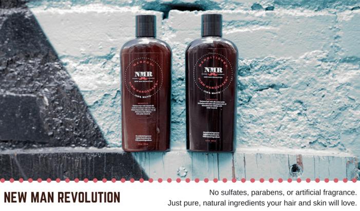 Men's Bath Products Giveaway – New Man Revolution