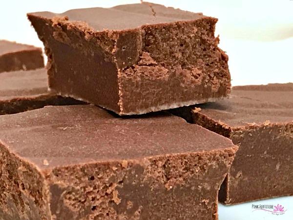 Decadent Chocolate Fudge – Vegan, Keto, Paleo