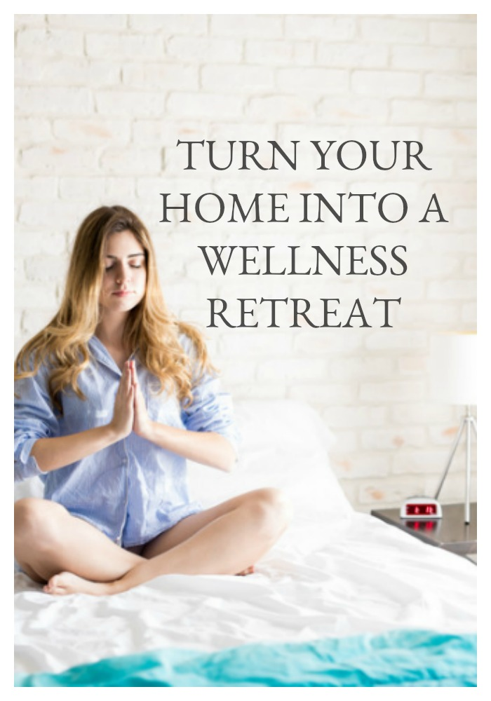 How many of you are stressed to the max? If you can't get away, how nice would it be to come home every day to a home that feels like a wellness retreat? Calm. Mindful. Serene. Zen. Here are some great cost-effective strategies to turn your home into your very own wellness retreat.