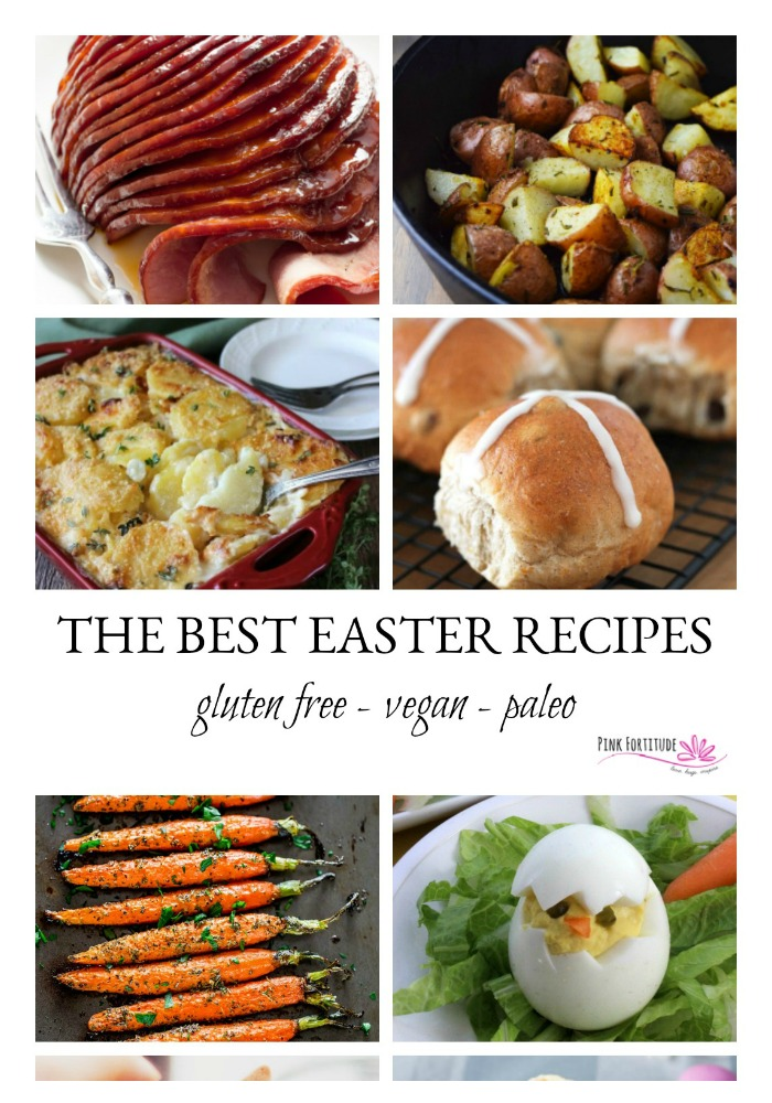 Are you getting ready to host an Easter brunch or dinner? Are you hosting someone who is gluten free, vegan, or paleo, or wish to make some of these dishes yourself? Fear not, we have some of the best Easter recipes out there to meet everyone's dietary restrictions. Oh and PS - we even have a few classics you will never believe you can eat!