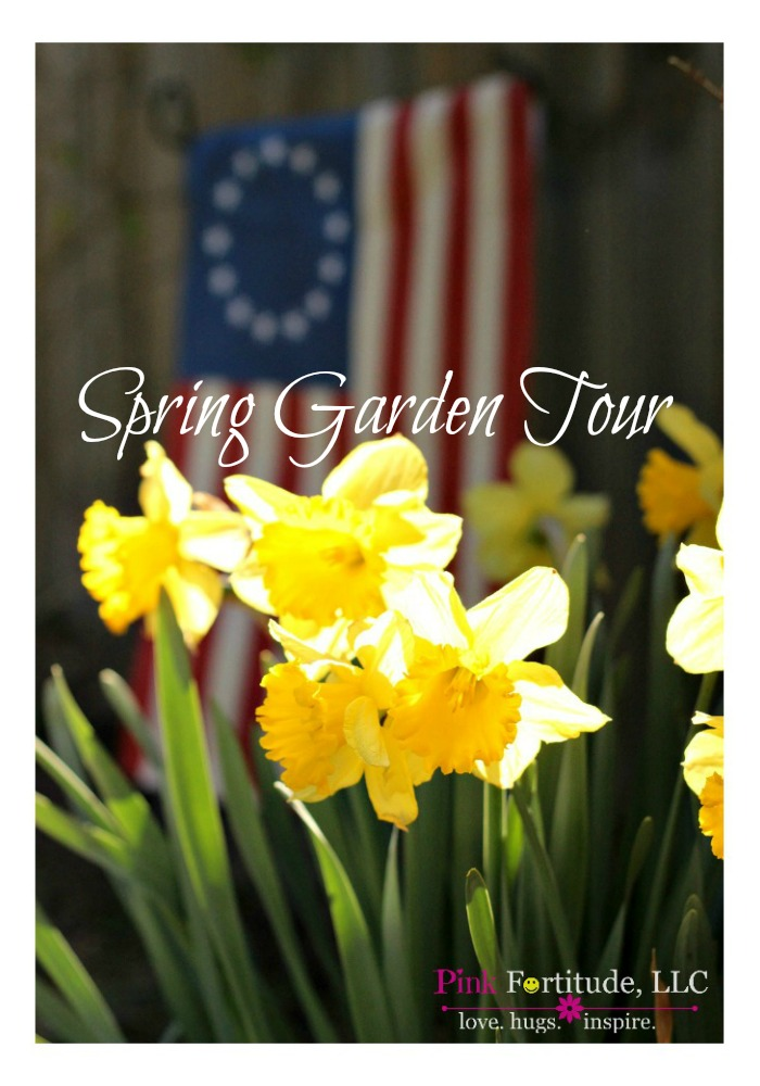 It's one of my favorite times of the year - when the flowers are starting to bloom! The last few weeks, I captured our spring garden in bloom. Sit back, relax, drink a cup of coffee, and enjoy the tour!