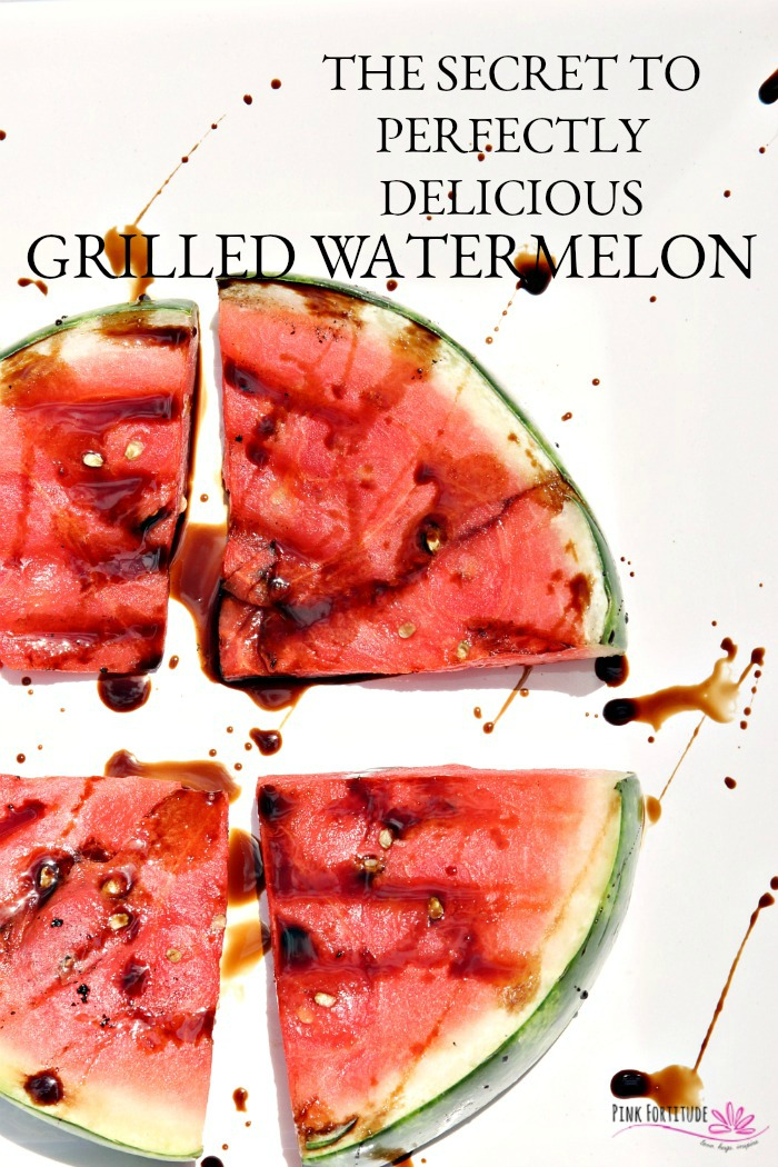 "Have you ever thought about trying grilled watermelon but don't know where to begin? This is one of the tastiest and most healthiest desserts you can eat. It's so simple to make and doesn't take a lot of time and effort. The inspiration came from a restaurant and the quality is certainly ""guest-worthy."" But also perfect for any ordinary day. It's also Paleo and Whole30. Check out the how-to... with a video too!"