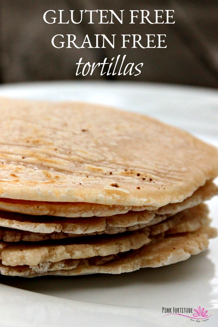 Tortillas are so versatile. These gluten free and grain free tortillas are quick and easy to make and will give the store-bought ones a run for their money. Enjoy the recipe!