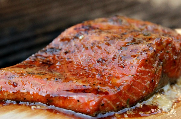 Perfect Hickory Grilled Salmon Pink Fortitude Llc