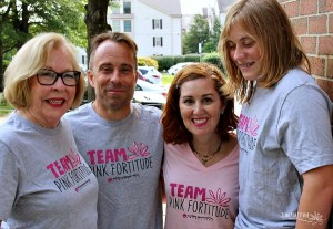 Join Team Fortitude and Bust Cancer