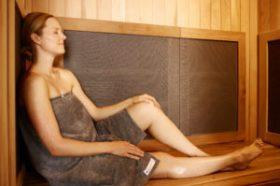 Sunlighten Sauna
