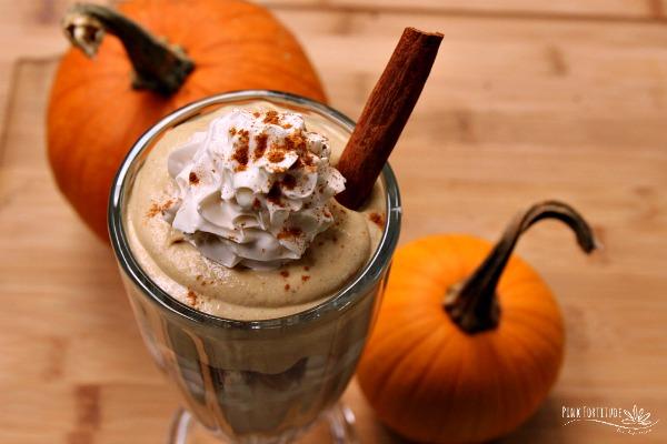 Pumpkin Spice Parfait – Gluten Free and Vegan