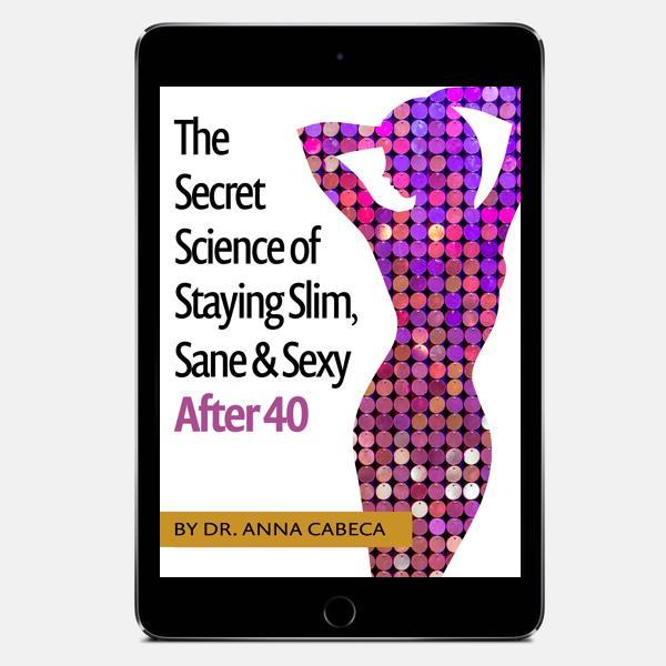 The Secret Science of Staying Slim, Sane & Sexy After 40