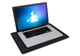 Laptop EMF Radiation Shield