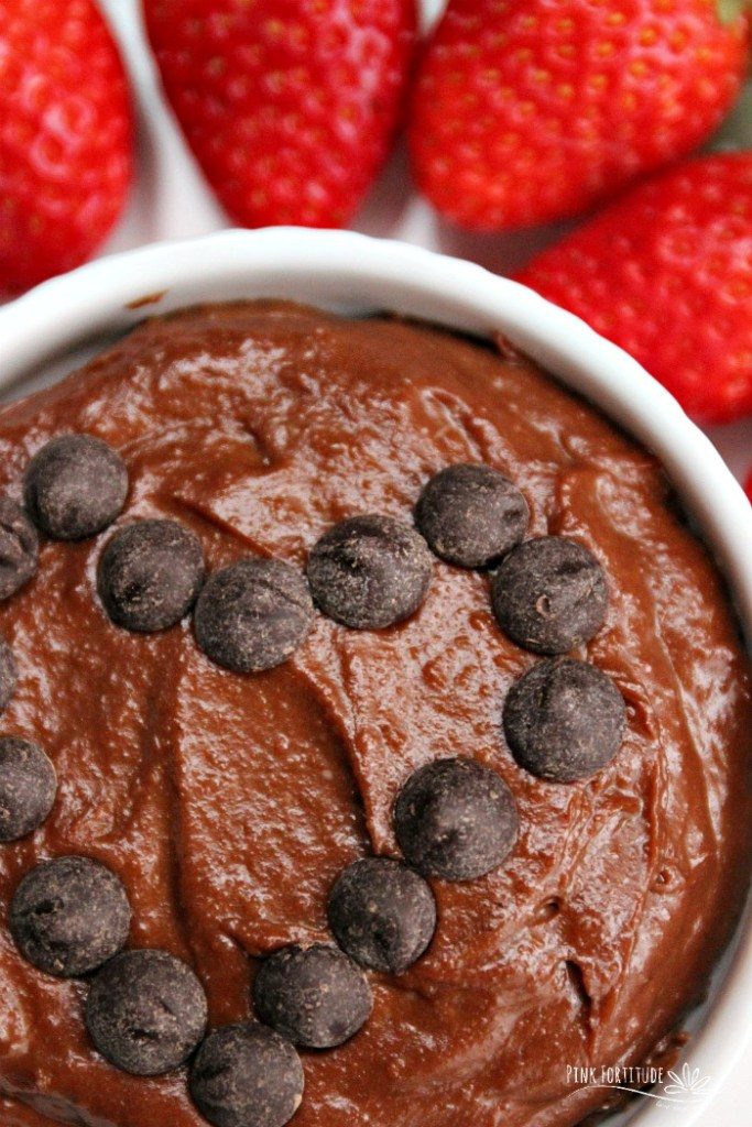 Sometimes a girl needs a vat of chocolate. This brownie batter hummus is paleo, gluten-free, and vegan. It's perfect for Valentine's Day, one of those chocolate craving days, or... well... any day that needs to end in chocolate. It's also NOT made with chickpeas. So it really does taste like brownie batter. Only healthier.