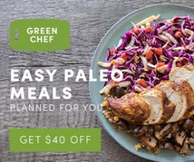 Green Chef Meals