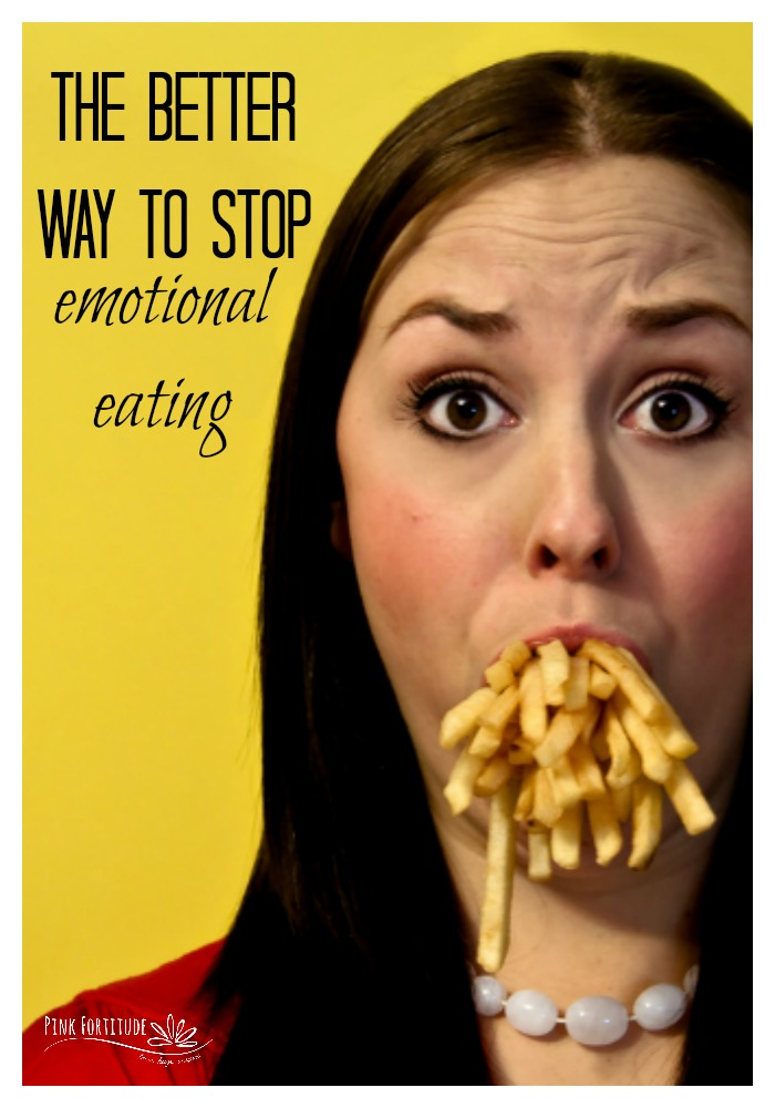 Most women who are experiencing emotional eating are not aware that they are actually in the process of it or do not have a clear understanding of what it really is. They think that it's a bad habit that needs to be broken, a disease that is to be treated or simply a lack of self-discipline. Maybe it's about math - the more calories you consume, the heavier you get. There IS a better way to control your appetite, watch what you eat, and hit your goals. You too can stop emotional eating. Here's how.