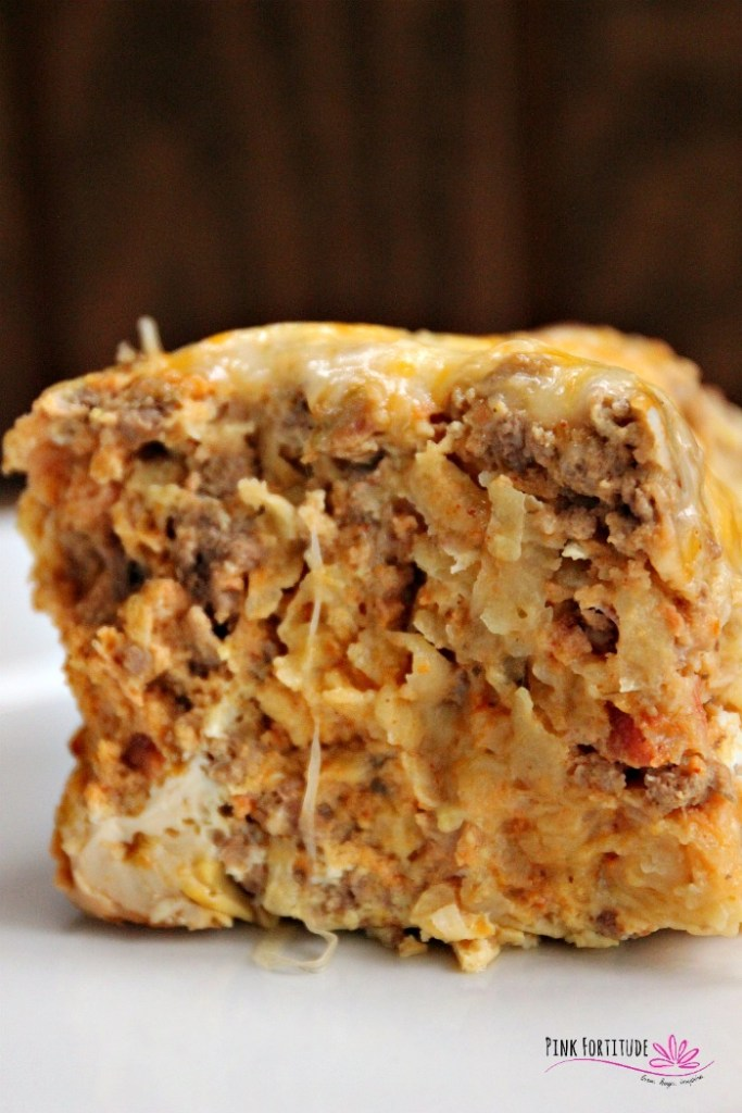 Sometimes you need to make breakfast for an Army. It can be a holiday breakfast or brunch, for a large family, or when guests are visiting. Or, if you are a busy mom and want to make one breakfast that will last all week (and even can go in the freezer), this Crock Pot Fiesta Breakfast Casserole is perfect. It's special enough for a special occasion, and since it's made in the slow cooker, it's easy enough for every day. This Southwest style Tex-Mex casserole also has three options - comfort, Paleo, or Whole30 depending on your nutrition protocol. Get the recipe...