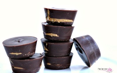Peanut Butter Cups – Peanut Free + Vegan