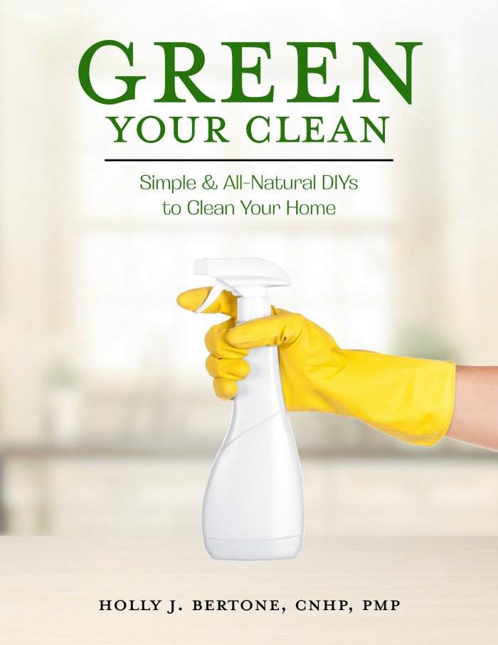 What if... you could actually enjoy your spring cleaning without all of the harsh, toxic chemicals? What if your home could smell like the spring breeze of your windows open after a long winter of being cooped up inside. You can breathe easy with this FREE eBook, Green Your Clean: Simple & All-Natural DIYs to Clean Your House. Get your copy here!