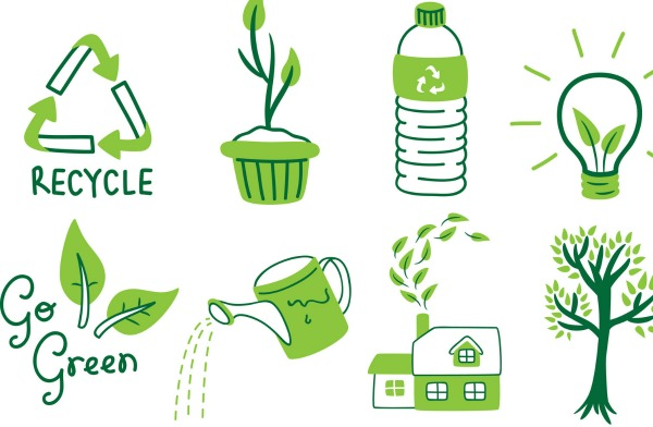 101 Ways to Go Green and be Sustainable Every Day