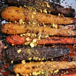 Not just for Easter brunch or dinner, these roasted carrots are going to be a side dish rotation for your weekly dinners throughout the year. They are easy to make, and they are Paleo, Whole30 compliant, gluten-free, and vegan. The taste is amazing as-is or you can top them with crushed pistachios. They are fancy enough to make for any holiday dinner and easy enough to take to a potluck. Get the recipe...